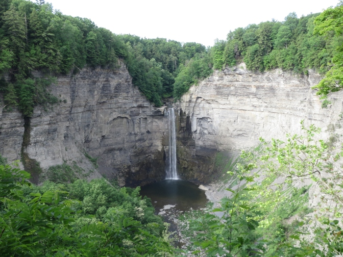 Taughannock Falls State Park. Photo by Lilly Schelling, NYS Parks.