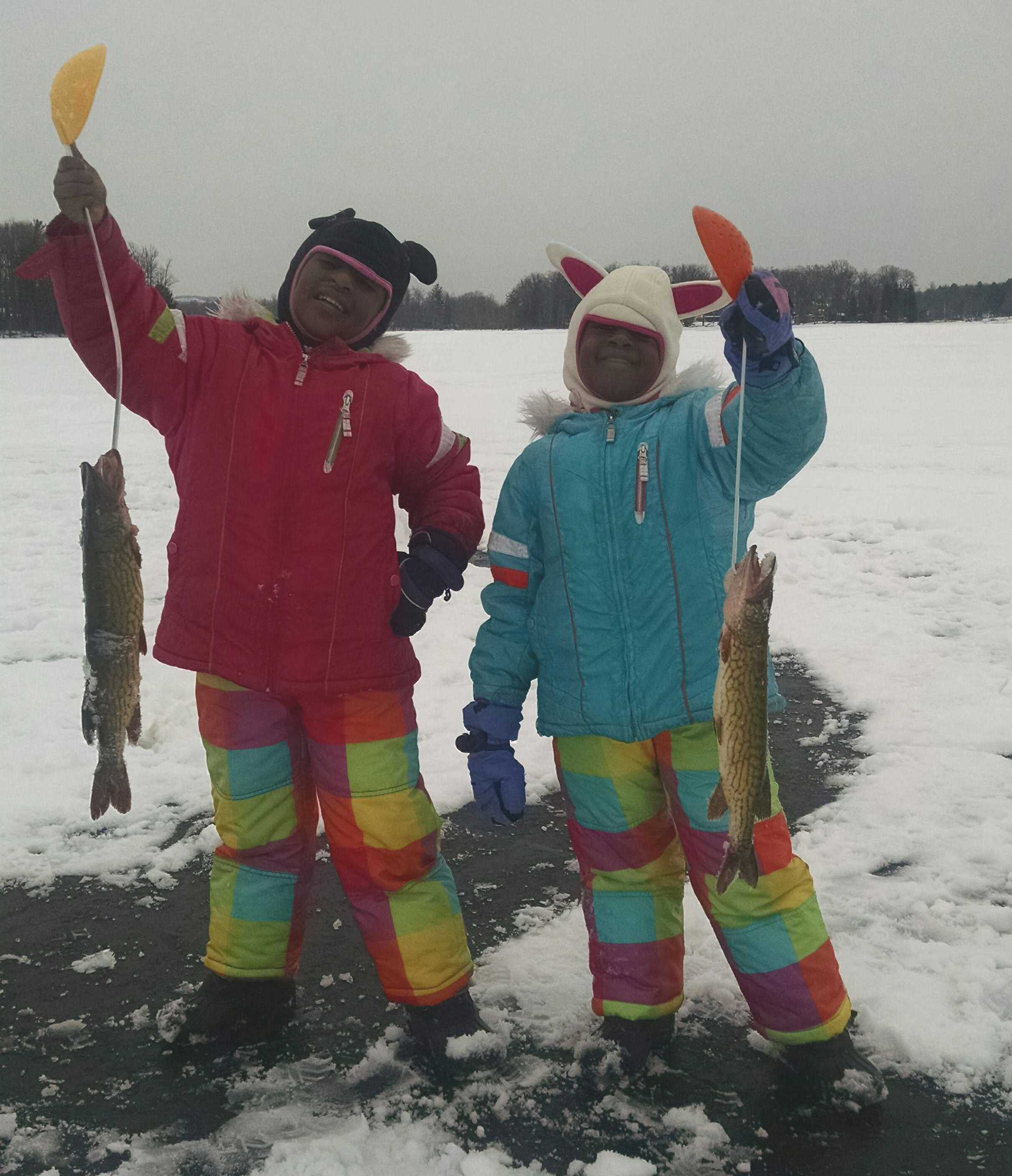 ice fishing | New York State Parks Blog