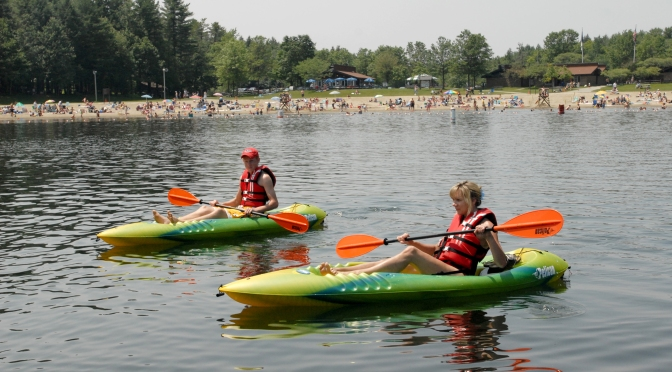 Explore NYS Parks' Waterways