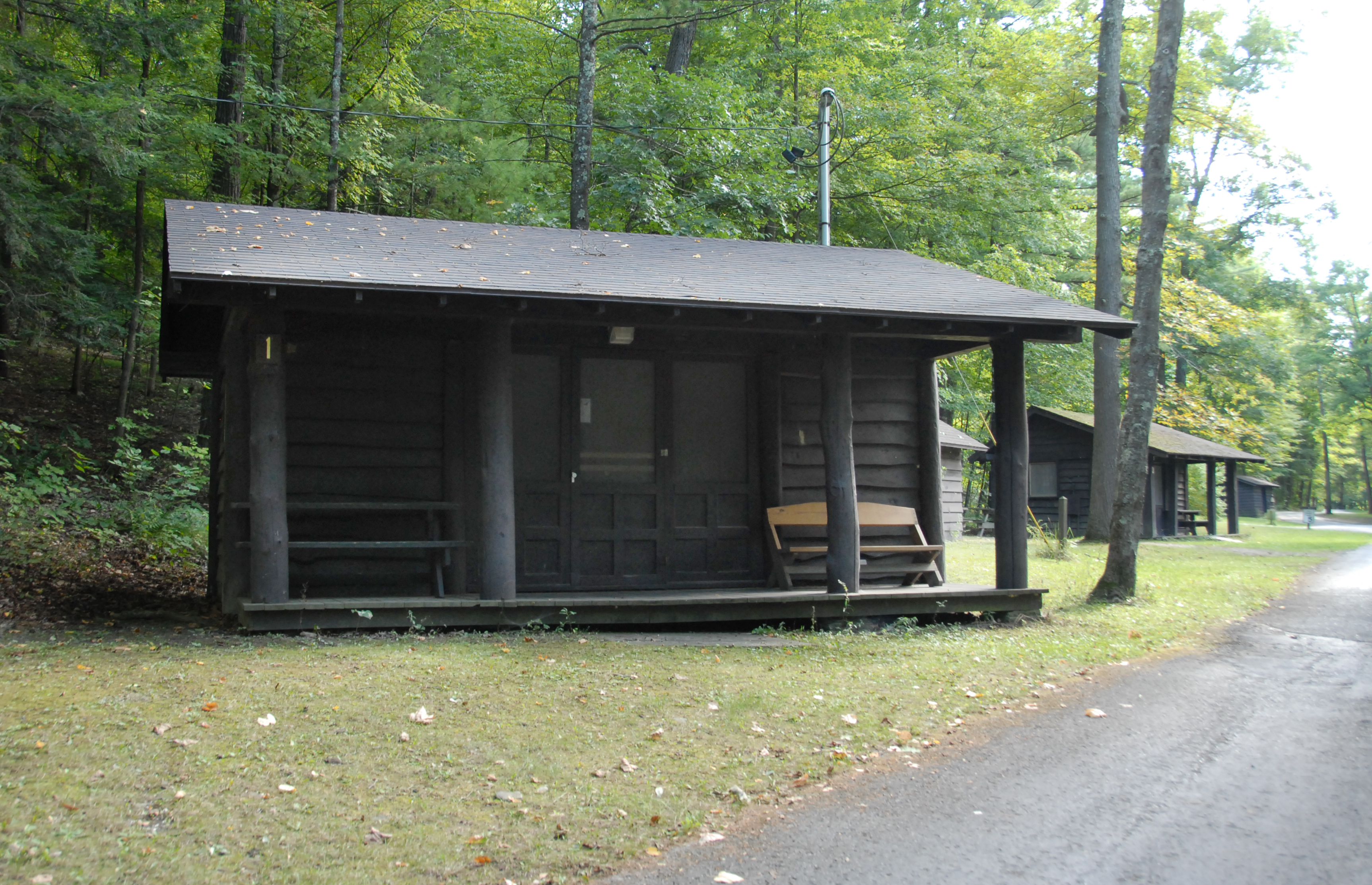 adirondack lake cabin stay trails tyler cabins weizelcabin finger heart lakes campground camps wiezel