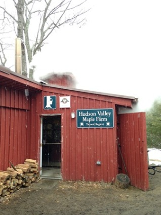 Hudson Valley Sugar Farm at the Taconic Outdoor Education Center, photo by Marlena Vera-Schockner
