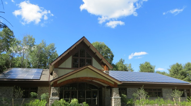 State Parks Welcomes a New Nature Center