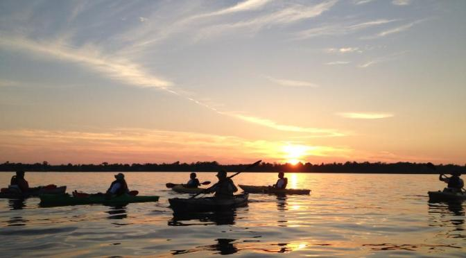 Kayak Adventures in the Niagara Region