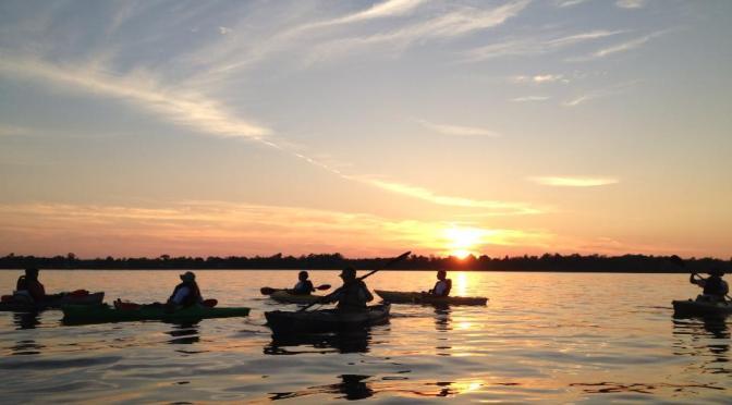Kayak Adventures in the Niagara Region