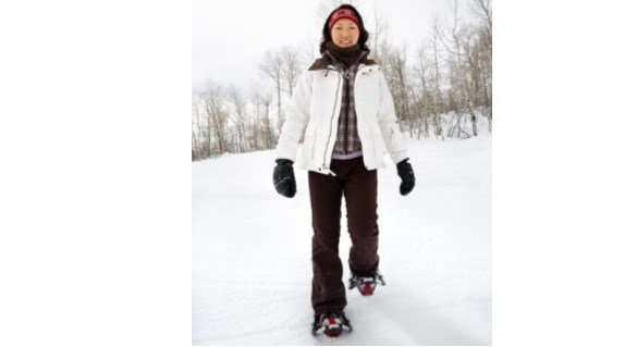 Want to try snowshoeing? Park experts tell where to go