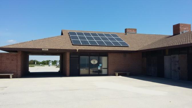 Parks Goes Solar