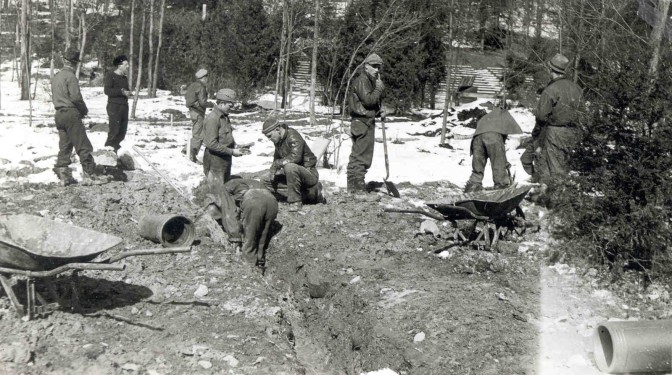 Civilian Conservation Corps in New York State Parks
