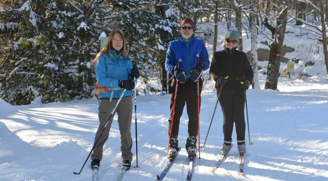 Staff Favorite Ski Trails