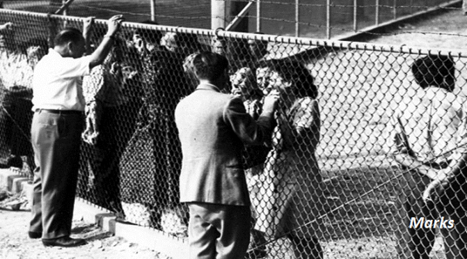 World War II Refugee Shelter at Fort Ontario