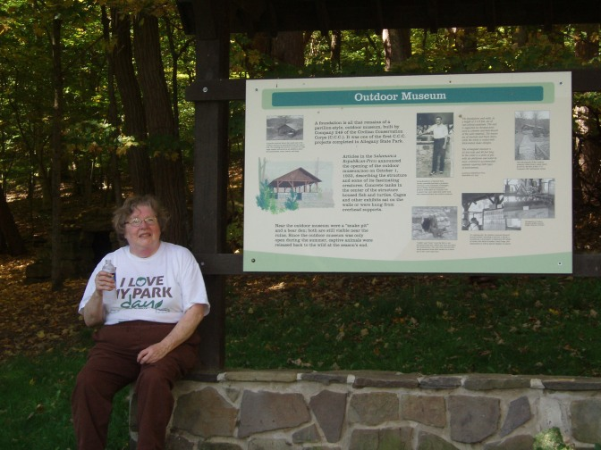 The Allegany Zoo… Who knew?