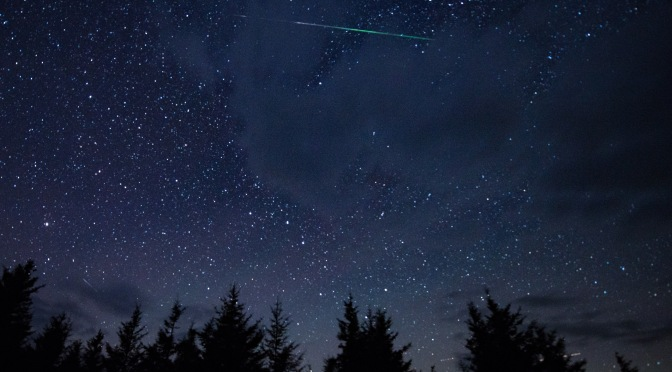 Weekend Forecast: Heavy Meteor Showers