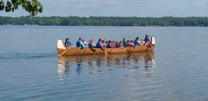 Be a Voyageur!
