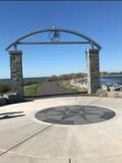 The path awaits you at Buffalo Harbor State Park