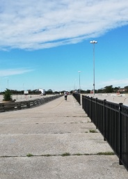Miles of beaches to explore along the Jones Beach Bike Path.