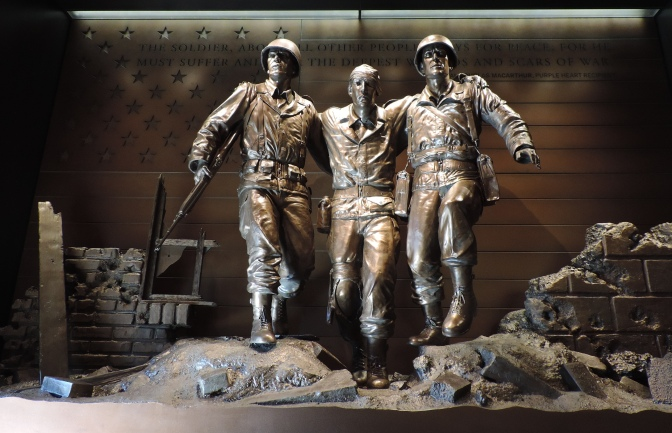 National Purple Heart Hall Of Honor: Who We Are, What We Do…& Why We Need Your Stories
