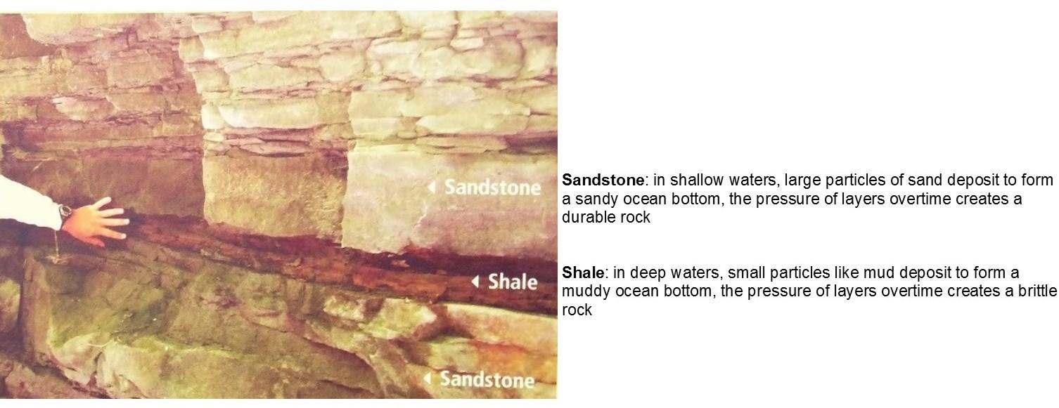 SandstoneShale