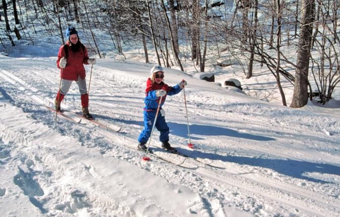 Enjoy Winter – Get the Kids Outside