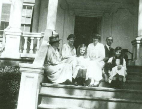 Honoria and Family