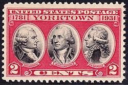 1931 Postage Stamp