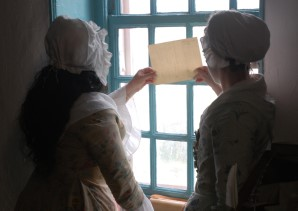 """Paper Box Mystery"" at George Washington's HQ"