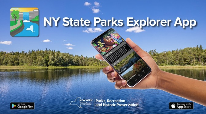 Explore New York State Parks On The Go