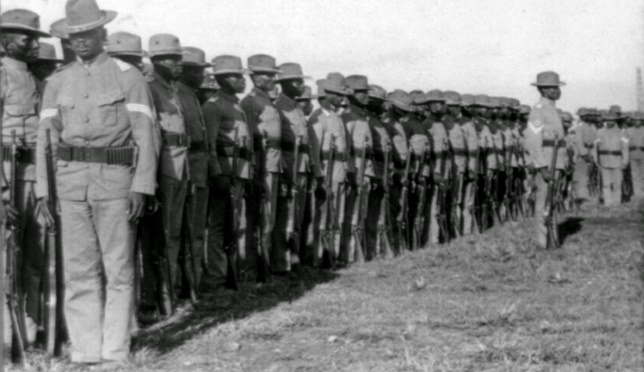"""Grand Old Fort:  but alas Manned by Colored Troops…""  Buffalo Soldiers at Fort Ontario"