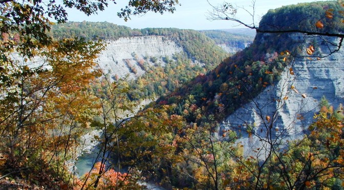 Get out and explore … The Genesee Region of New York state Parks