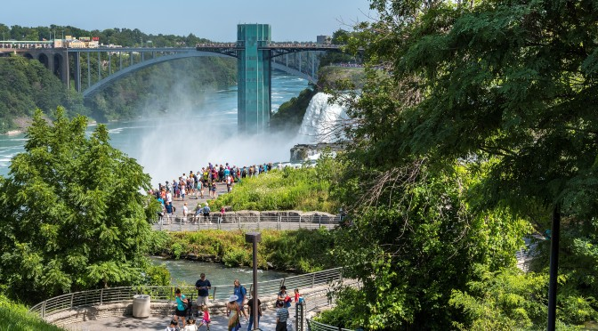 A Challenging Jewel Transformed at Niagara Falls State Park