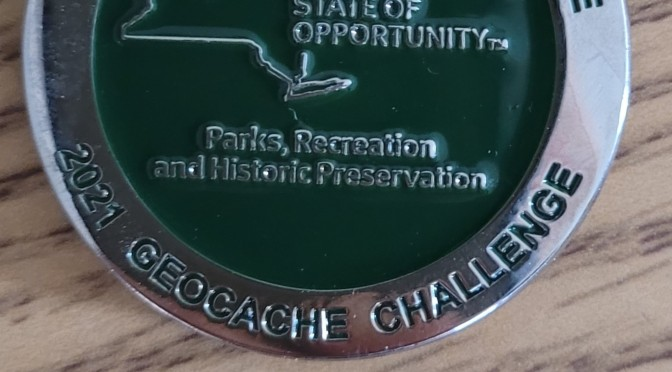 Seek and You Might Find: Geocaching In NYS Parks