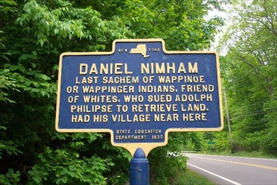 Ninham's Journey: Hard Tale and a Mountain Trail in the Hudson Valley